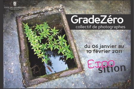 Exposition à l'espace Carpeaux, de Courbevoie