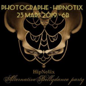 Visuel soirée Hipnotix 2