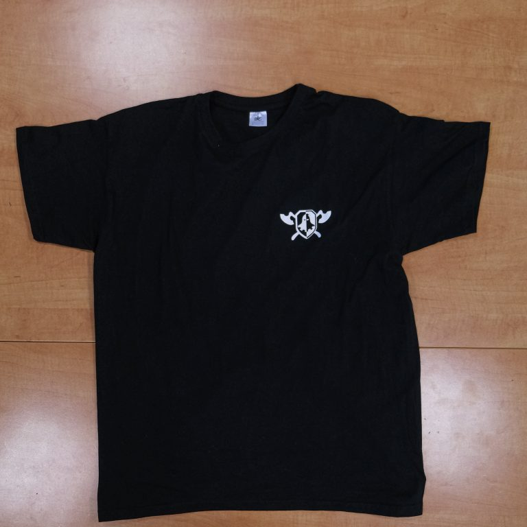 T-shirt officiel recto